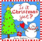 Is It Christmas Yet? by Sandra Magsamen