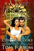 A Taste of Greek (Out of Olympus, #3) by…