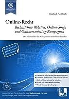 Online-Recht: Rechtssichere Websites,…