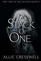 Stack of One: Volume 3 (The Lost Boys…