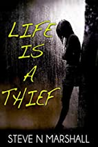 Life Is A Thief by Steven Marshall