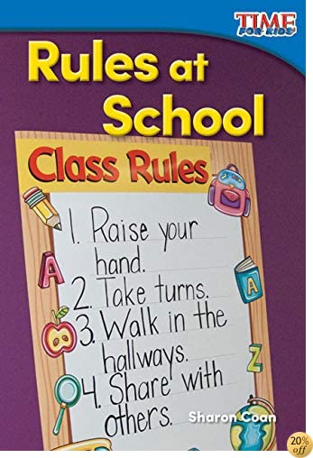 TRules at School (TIME FOR KIDS® Nonficti