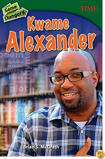 Beyond Words: Kwame Alexander (Time for Kids Nonfiction Readers)