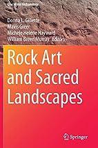 Rock Art and Sacred Landscapes (One World…