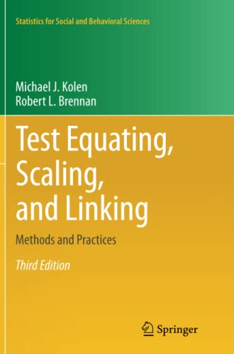 test-equating-scaling-and-linking-methods-and-practices-statistics-for-social-and-behavioral-sciences