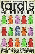 TARDIS Eruditorum: An Unofficial Critical…
