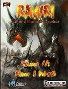 Rawr! Volume II: Flame & Wrath (Volume 2) by…