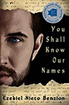 You Shall Know Our Names (The Judah Halevi…