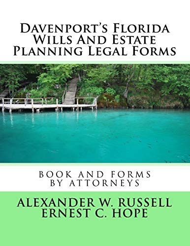 davenports-florida-wills-and-estate-planning-legal-forms