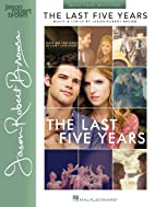 The Last 5 Years: Movie Vocal Selections by…