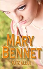 Mary Bennet by Kate Allan