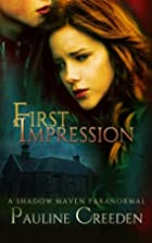 First Impression (A Shadow Maven Paranormal)…