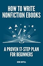 How to Write Nonfiction eBooks: A Proven…