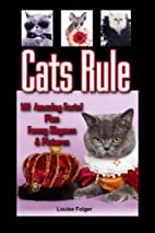 Cat's Rule by Louise Folger