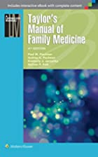 Taylor's Manual of Family Medicine (Taylor's…