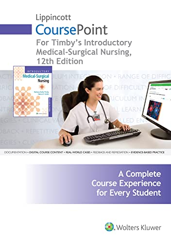 lippincott-coursepoint-for-timbys-introductory-medical-surgical-nursing