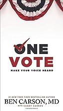 One Vote: Make Your Voice Heard by Ben…