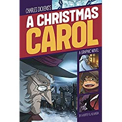 Charles Dickens's A Christmas Carol: A Graphic Novel by Benjamin Harper | LibraryThing