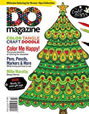 DO Magazine: Color, Tangle, Craft, Doodle…