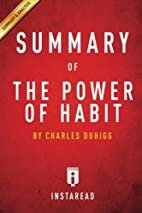 The Power of Habit by Charles Duhigg - A…