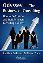 Odyssey --The Business of Consulting: How to…