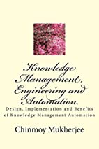 Knowledge Management, Engineering and…