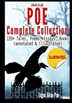 Edgar Allan Poe Complete Collection - 120…