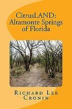 CitrusLAND: Altamonte Springs of Florida:…
