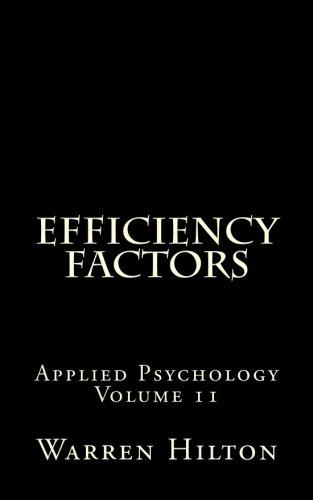 efficiency-factors-applied-psychology-volume-11