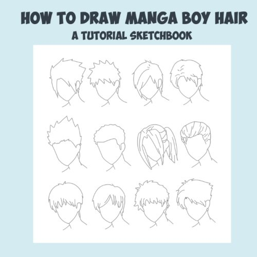 how-to-draw-manga-boy-hair-a-tutorial-sketchbook-from-fusello-publishing