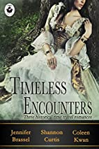 Timeless Encounters: three historical time…