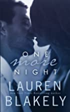 One More Night (Seductive Nights, #3) by…