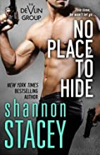 No Place to Hide by Shannon Stacey