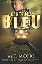 Contract Bleu [Kindle] by M. K. Jacobs