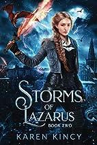 Storms of Lazarus (Shadows of Asphodel)…