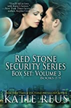 Red Stone Security Series Box Set: Volume 3…