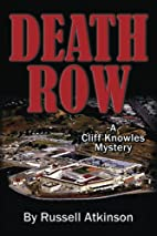 Death Row: A Cliff Knowles Mystery (Cliff…