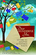 Dear Wonderful You, Letters to Adopted &…