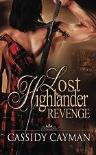 Revenge (Book 3 of Lost Highlander series)…