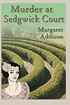 Murder at Sedgwick Court (Rose Simpson…
