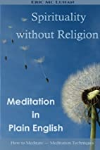 Spirituality without Religion: Meditation in…