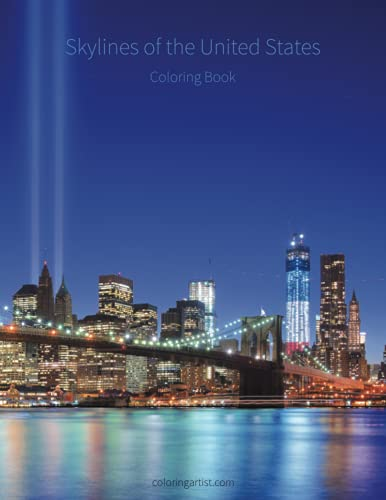 skylines-of-the-united-states-coloring-book-volume-1