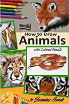 How to draw animals with colored pencils:…