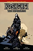 Koshchei the Deathless by Mike Mignola