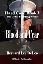 HARD CASE V: Blood and Fear (John Harding)…