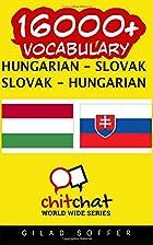 16000 Hungarian - Slovak Slovak - Hungarian…