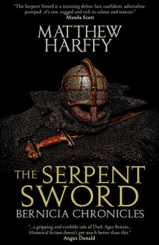 Cover of The Serpent Sword by Matthew Harffy