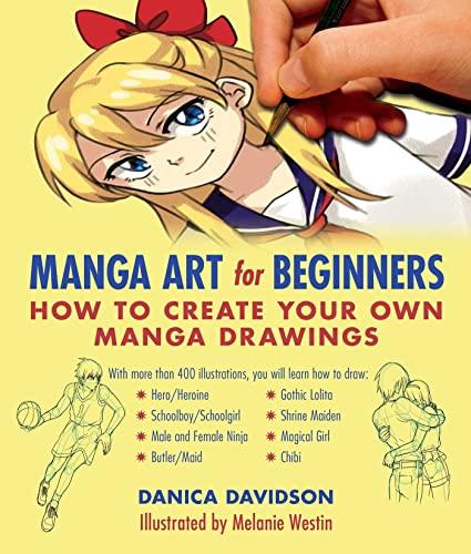 manga-art-for-beginners-how-to-create-your-own-manga-drawings
