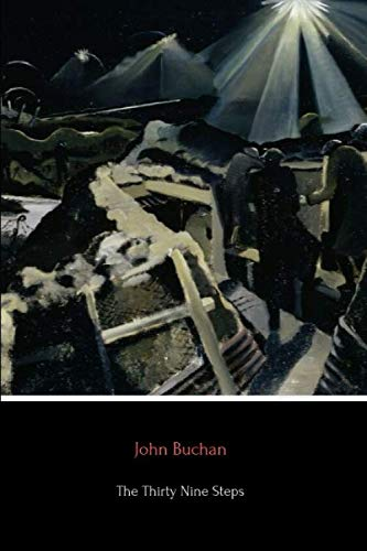 Cover of The Thirty-Nine Steps by John Buchan