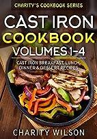 Cast Iron Cookbook Box Set: Cast Iron…
